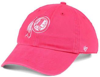 '47 Women's Washington Redskins Pastel Clean Up Cap