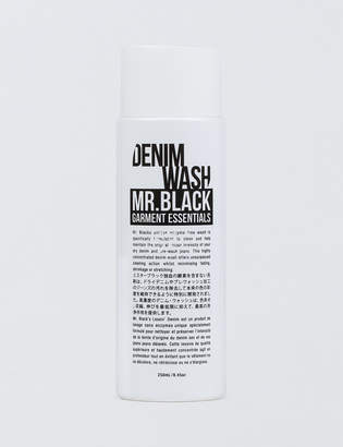 Mr. Black Garment Essentials Denim Wash