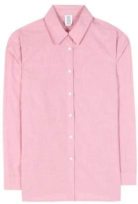 Rosie Assoulin Oversized cotton shirt