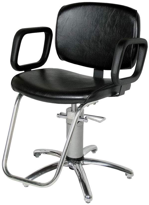 Collins 1800S QSE Styling Chair with Slim-Star Base