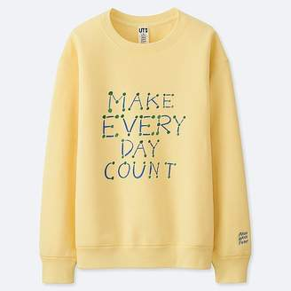 Uniqlo Women's And Have Fun ! By Grace Lee Sweatshirt