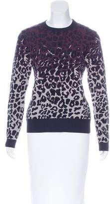 Lanvin 2015 Patterned Sweater