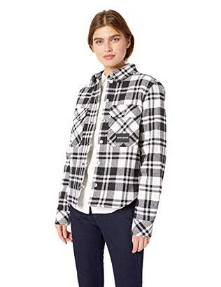 Calvin Klein Jeans Women's Flannel Jacket