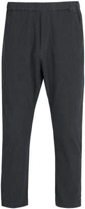 Barena VENEZIA Drawstring-waist cotton-blend trousers