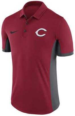 Nike Men Cincinnati Reds Franchise Polo