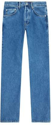 Sandro Straight Leg Jeans