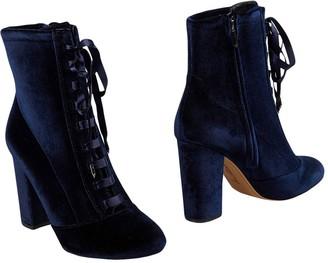 71153addd4f8 Sam Edelman Blue Ankle Women s Boots - ShopStyle