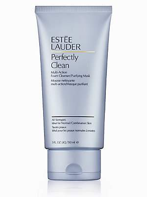 Estee Lauder Perfectly Clean Multi-Action Foam Cleanser Purifying Mask