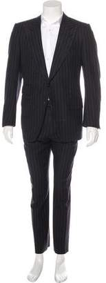Tom Ford Striped Wool Suit