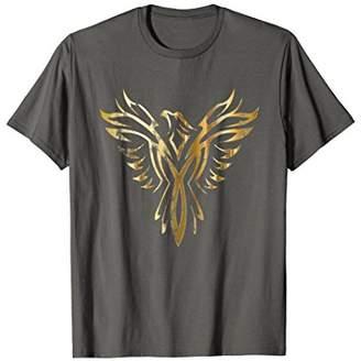 Phoenix Mythology Vintage Tribal Distressed Vintage T Shirt