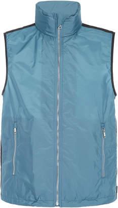 Prada Piped Shell Vest
