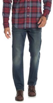 "Lucky Brand 410 Athletic Slim Leg Jeans - 30-34\"" Inseam"