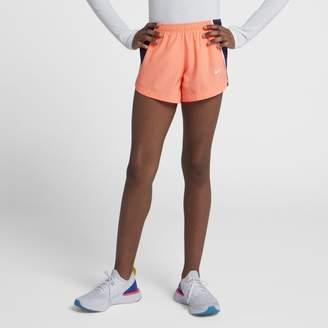 "Nike Dri-FIT Run Older Kids'(Girls') 3""""(7.5cm approx.) Running Shorts"
