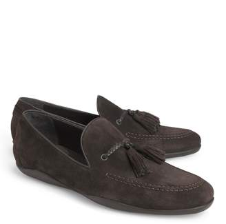 Brooks Brothers Harrys Of London Dylan Tassel Loafers