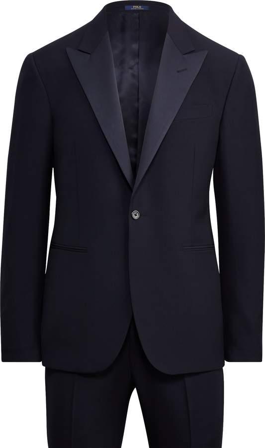 Ralph Lauren Polo Wool Barathea Tuxedo