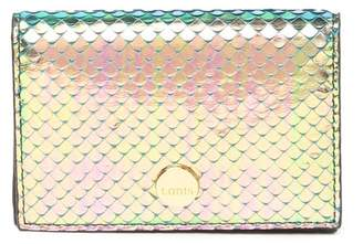 Lodis Stella Mermaid Mirror Leather Wallet