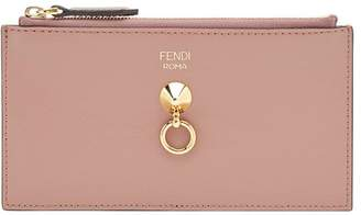 Fendi By The Way zipped wallet