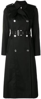 MICHAEL Michael Kors laced cuff trench coat