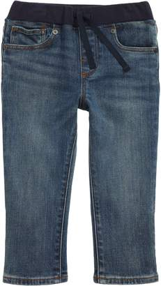 Burberry Pull-On Jeans