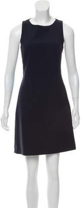 Theory Wool Cutout Dress