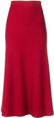 Alaia Pre-Owned midi skirt