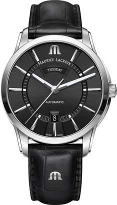 Maurice Lacroix Men's PT6358-SS001-330-1 Pontos Analog Display Swiss Automatic Watch