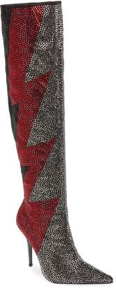 Jeffrey Campbell Hazard Over the Knee Boot