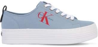 Calvin Klein Jeans 40mm Zolah Denim Platform Sneakers
