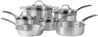 Gordon Ramsay Maze Stainless Steel Cookware Set (10 PC)