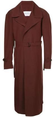 Strateas Carlucci Meta trench coat