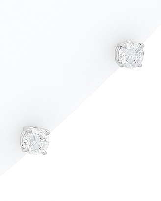 Diana M 14K 1.20 Ct. Tw. Diamond Studs