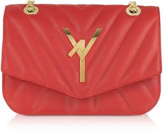 Atelier V1 Arcadia Quilted Leather Shoulder Bag