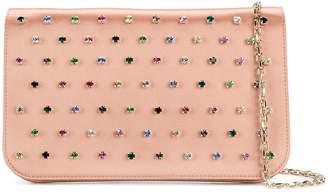 RED Valentino crystal embellsihed bag