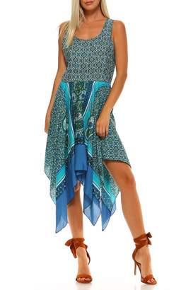 Paper Dolls Hanky Hem Dress