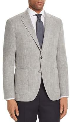 BOSS Janson Regular Fit Hopsack Weave Sport Coat