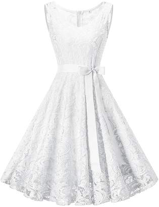 red dress white belt shopstyle canada Spring Evening Gowns at amazon canada kt supply women floral lace bridesmaid party dress short prom dress v neck