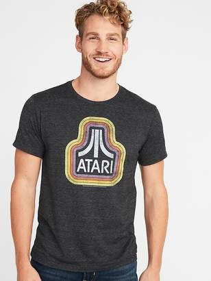 Old Navy Atari® Graphic Crew-Neck Tee for Men
