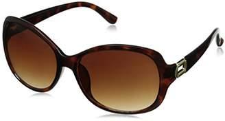 Adrienne Vittadini Women's AV1024 Round Sunglasses