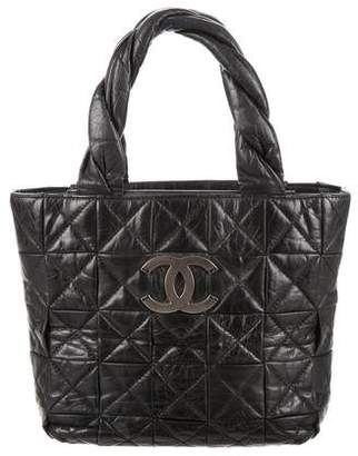 Chanel Small Origami Tote