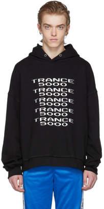Misbhv Black Trance 5000 Hoodie
