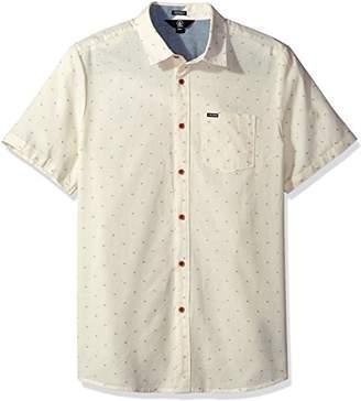 Volcom Men's Thurston Short Sleeve Shirt