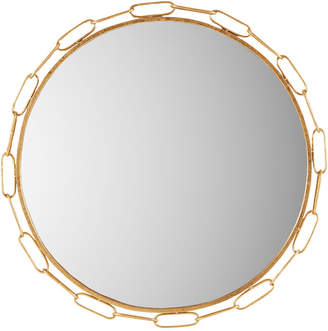 Madison Home USA Signature Chainlink Decor Mirror