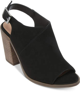 Madden-Girl Peaches Slingback Booties