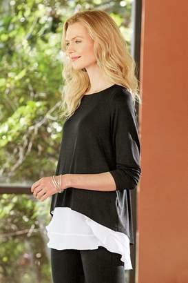 Soft Surroundings Giovanna Shirt