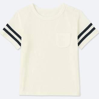 Uniqlo Toddler Crewneck Short-sleeve T-Shirt