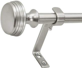 Asstd National Brand Montevilla Core Knob 5/8 In Single Curtain Rod