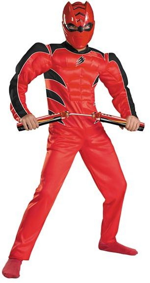 Disguise™ Power Rangers™ Red Ranger Costume