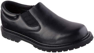 Skechers Goddard Electrical Safety Mens Work Shoes