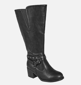 Avenue Jackie Stud Wrap Buckle Boot