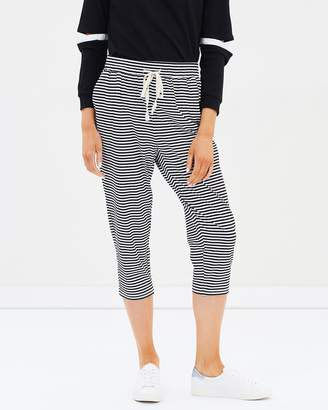 Crop Relaxed Pants